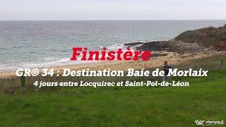 Le GR34 Baie de Morlaix, Elu Sentier de Randonnée N° 1 des Français!!...