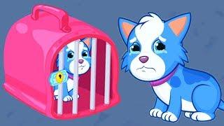 Fun Pet Care Kids Game - Little Pet Vet - Play Puppy