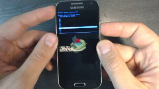 Samsung Galaxy S4 mini Duos I9192 hard reset