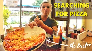 Kumander Daot – THE QUEST FOR PIZZA IN THE PROVINCE (Only Ate Pizza For One Day In Davao Philippines)