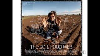 Elaine Ingham on Soil Food Web
