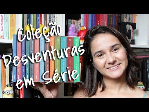 Box literário Desventuras em Série | Karin Paredes