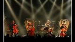 Apocalyptica - Welcome Home (Sanitarium)