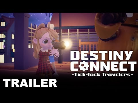 Destiny Connect: Tick-Tock Travelers - Adventure of a Timeline (PS4, Nintendo Switch) thumbnail