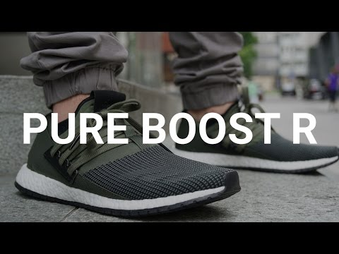Perfekter Sommer Schuh!? - Adidas Pure Boost Raw Review