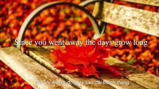 Autumn Leaves [Lyrics & Vietsub] - Doris Day