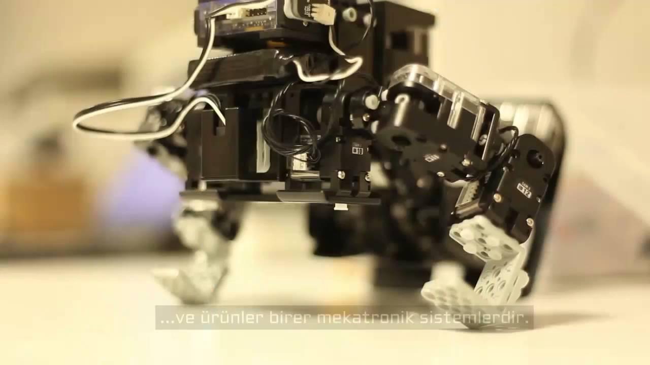 Mekatronik Nedir ? Mekatronik Mühendisliği bölümü nedir? İş olanakları nelerdir?