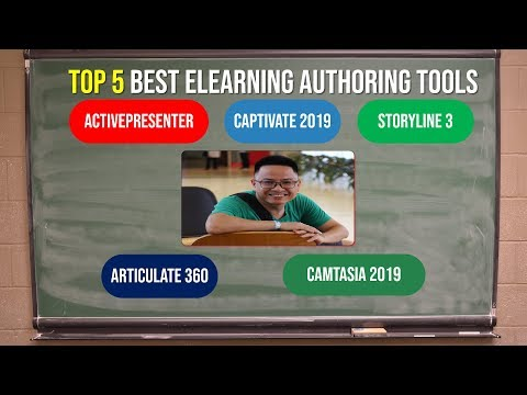 Top 5 Best eLearning Authoring Tools of 2020