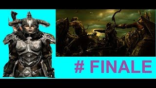 Skyrim valley of outcasts FINALE - WAR with the Thalmor