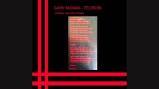 Gary Numan's Remember I Was Vapour