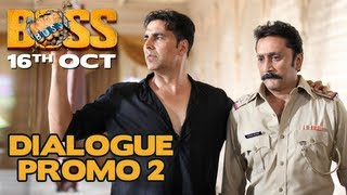 Boss is Always Right - Dialogue Promo 3 - Boss