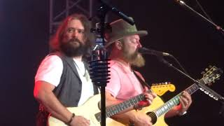 As She's Walking Away - Zac Brown Band July 29, 2018
