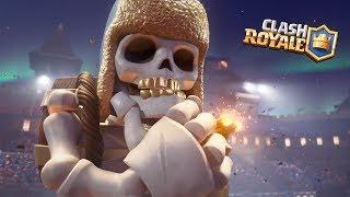 2018 Clash Royale Movie [Full HD Clips] | Clash Royale's Best Commercials - Fan Edit