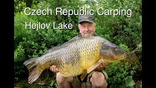Czech Republic Carping   Hejlov Lake
