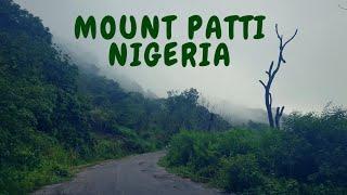 I climbed to the highest point in Kogi Nigeria (MOUNT PATTI)
