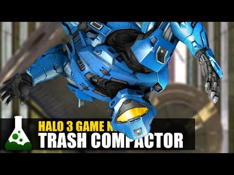Halo 3 Game Night - Trash Compactor