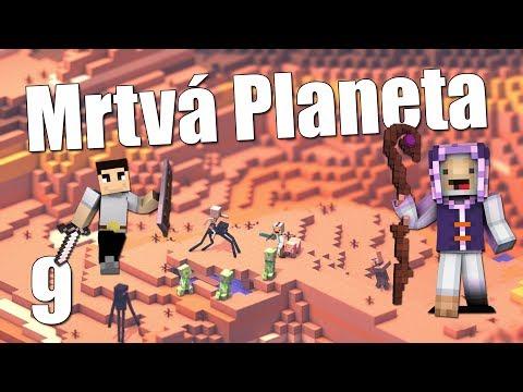Mrtvá Planeta - díl 9 - Výbušná chestka - /w McCitron