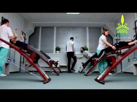 Упражнения чтобы вылечить остеохондроз