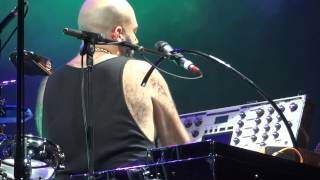 Chromeo Don't Turn The Lights On Live Montreal 2012 HD 1080P