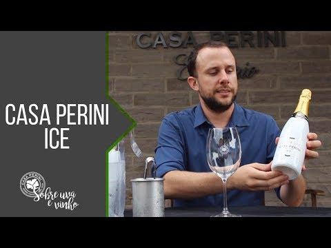 Espumante Casa Perini Ice Demi-Sec