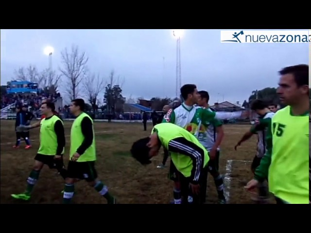 Federal B: Serios incidentes en el final del partido