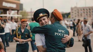 Выпуск 2016 Ивановской пожарно-спасательной академии ГПС МЧС РФ