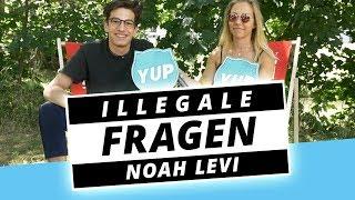 NOAH LEVI Steht Auf Füße Und Trash TV!   Illegale Fragen