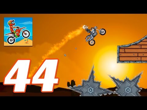 Moto X3M Bike Race Game COOL MATH - Gameplay Android