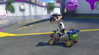 Mario Kart 8 Deluxe Green Light Ride Crush40 (Team Sonic Racing)