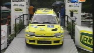 Rally Del Ciocco E Valle Del Serchio 1995 - Italian Champioship 1995