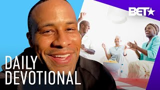 """You Are A Winner, You Are More Than A Conquerer""- DeVon Franklin 