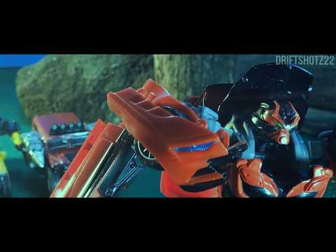 Transformers Stop Motion: Desperate Alliance- Episode 2