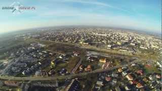 preview picture of video 'Mińsk Mazowiecki z lotu ptaka [HD] .::www.dronemovie.pl::.'