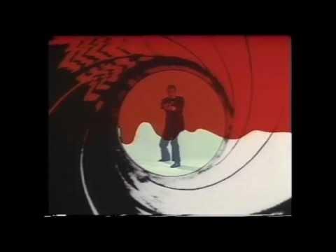 James Bond 007 Tribute Roger Moore