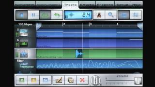 Music Studio Audio Tracks