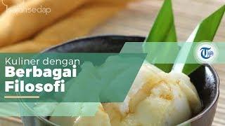 Bubur Sumsum, Makanan dari Tepung Beras yang Dimasak dengan Santan & Disajikan dengan Kuah Gula Jawa