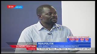 Sunday Edition: Realpolitik - Pre-nomination intrigues in parties