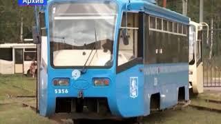 В Ярославль прибыли все двадцать московских трамваев