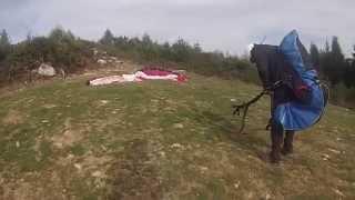 preview picture of video 'Parapente dans la Creuse'