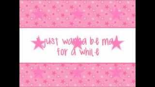 Terri Clark ~ I Just Wanna Be Mad Lyrics