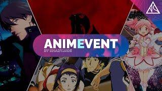 20 человек 20 минут обсирают аниме // ANIMEVENT 2