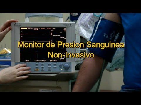 La presión arterial más baja que antes de la comisión médica