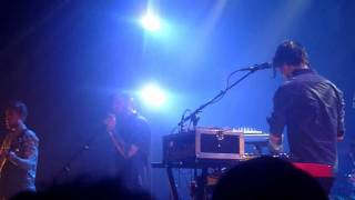 The Antlers - Corsicana -- Live At Botanique Brussel 22-11-2011