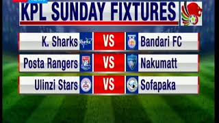 Kenya Premier League weekend matches | Scoreline