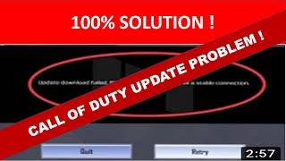 how to fix update download failed in cod mobile - TH-Clip