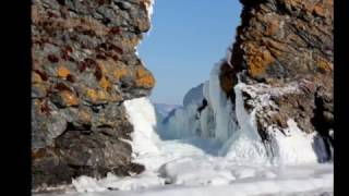 Свидание с Байкалом - зимняя фото зарисовка на острове Ольхон фото