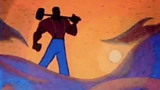 """Burl Ives:  """"John Henry""""  (1955)"""