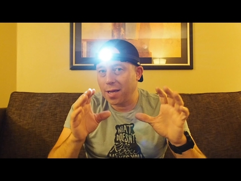 Black Diamond Ion Review (My FKT Headlamp)