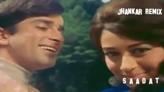 Bekhudi Mein Sanam Jhankar High Quality Haseena Maan Jayegi 1968 Rafi &amp Lata Jhankar Beats Remix