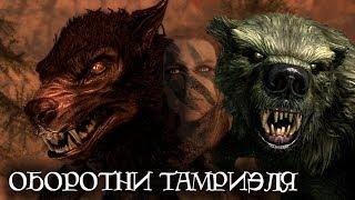 Оборотни Тамриэля   The Elder Scrolls Лор